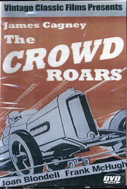 The Crowd Roars movie