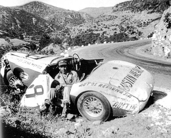 #1648   The Mexican Road Race, Run Five Times In The Early 1950s Must Have  Been Really Something. Hereu0027s What Carroll Shelby Had To Say After An  Incident In ...