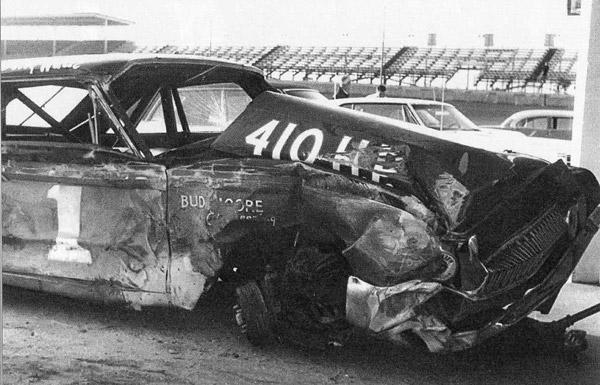 Billy Wade Race Car Driver